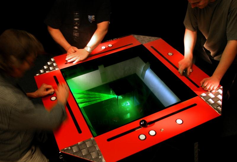 LaserCatch