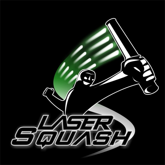 LaserSquash - the sporty laser games